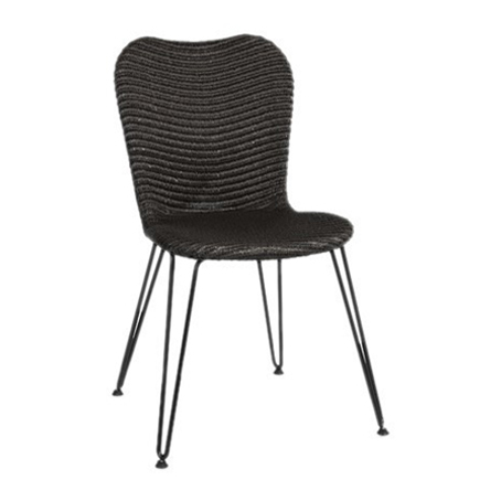Christy Dining Chair Black Dining Chairs And Barstools Indoor Design Depot