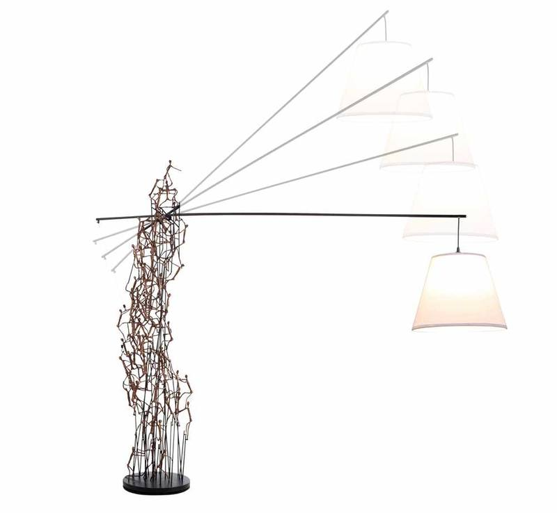 Little People Floor Lamp Lighting Floor Lamps Design Depot
